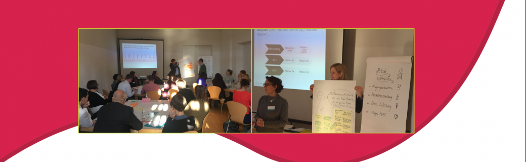 DesignAgility Workshop auf der Future!Publish
